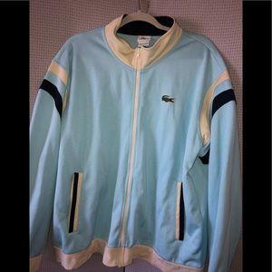 Lacoste man jacket size L